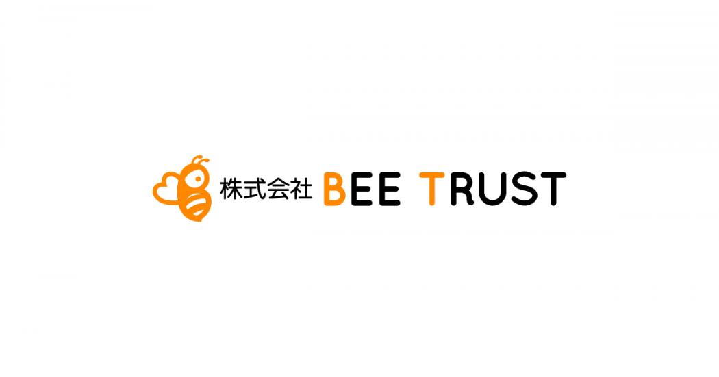 株式会社BEE TRUST様ロゴ